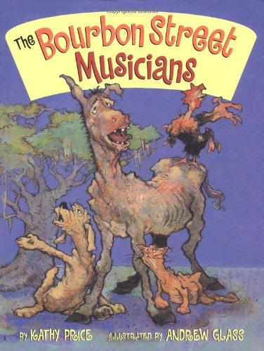 The Bourbon Street Musicians: Price, Kathy, Glass,