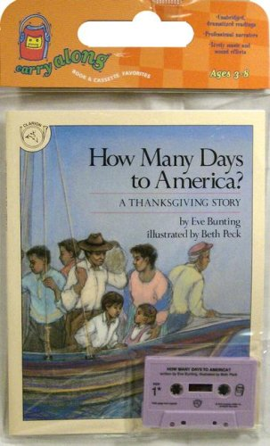 9780618040827: How Many Days to America?: A Thanksgiving Story