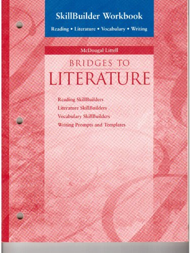 9780618041817: McDougal Littell Language of Literature: SkillBuilder Workbook Level 2