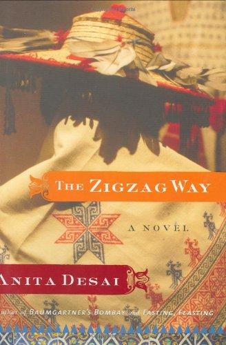 9780618042159: The Zigzag Way: A Novel