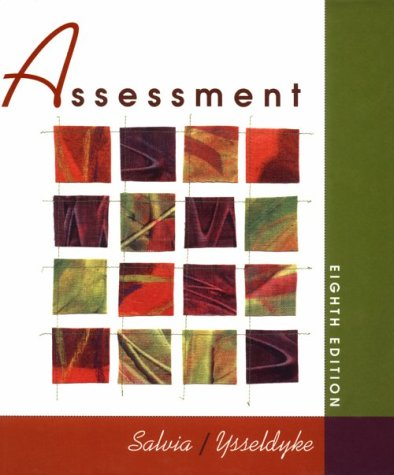9780618042814: Assessment Eighth Edition