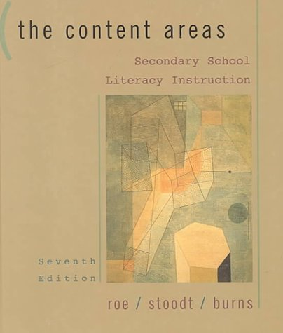 Secondary School Literarcy Instruction, Seventh Edition