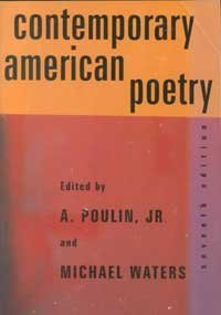 9780618042999: Contemporary American Poetry (7th edition, 2000)