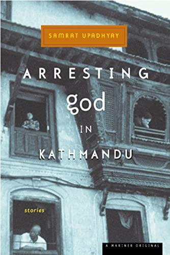Arresting God in Kathmandu: Upadhyay, Samrat