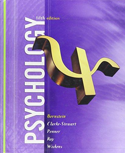 9780618045006: Psychology