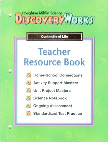 Houghton Mifflin Science Discovery Works Continuity of
