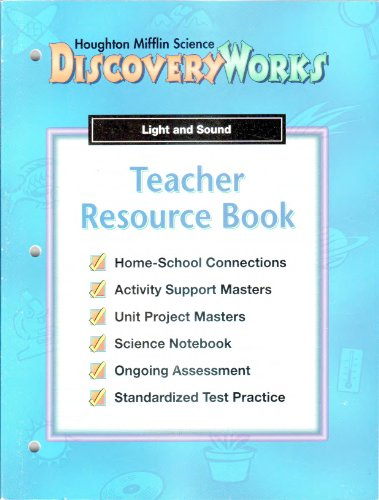 9780618045396: Houghton Mifflin Science Discovery Works, Light and Sound