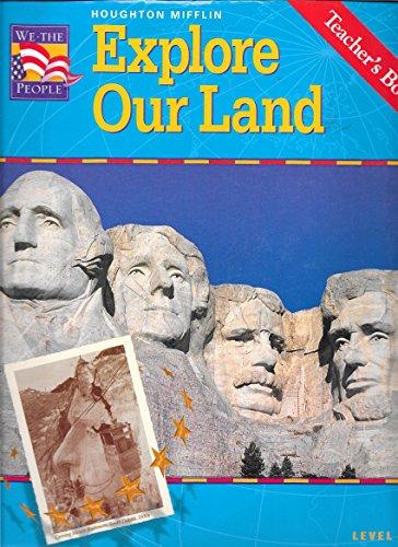 9780618045815: Explore Our Land (Explore Our Land, Level 4)