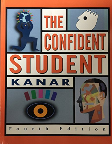 9780618046621: The Confident Student Fourth Edition