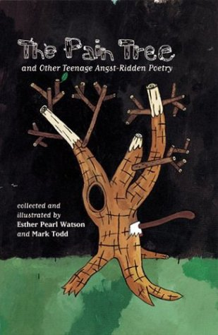 9780618047581: The Pain Tree: And Other Teenage Angst-Ridden Poetry