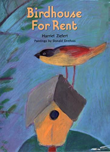 9780618048816: Birdhouse for Rent