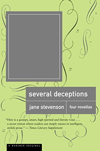 9780618049332: Several Deceptions