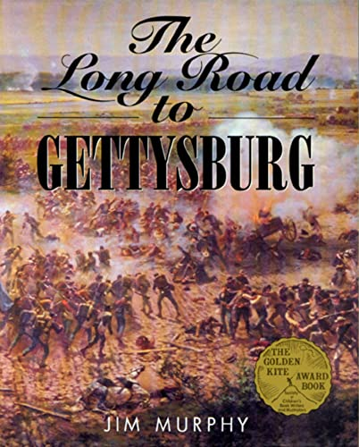 9780618051571: The Long Road to Gettysburg