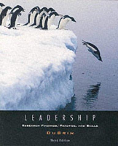 9780618051861: Leadership