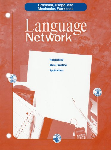 9780618052615: Language Network: Grammar, Usage, and Mechanics Workbook Grade 9