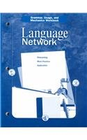 9780618052622: Language Network: Grammar, Usage, and Mechanics Workbook Grade 10