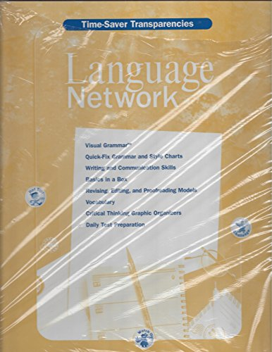 Time-Saver Transparencies for Language Network 11: McDougal