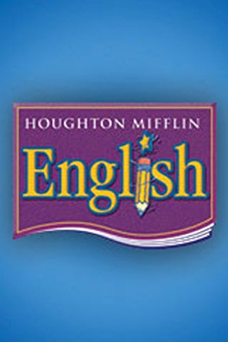 9780618055593: Houghton Mifflin English: Workbook Plus Teacher's Annotated Edition Grade 5