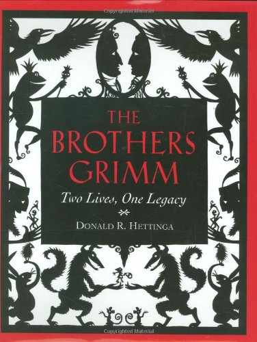 9780618055999: The Brothers Grimm: Two Lives, One Legacy