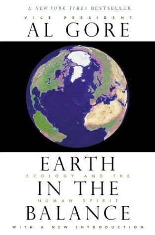 9780618056644: Earth in the Balance: Ecology and the Human Spirit