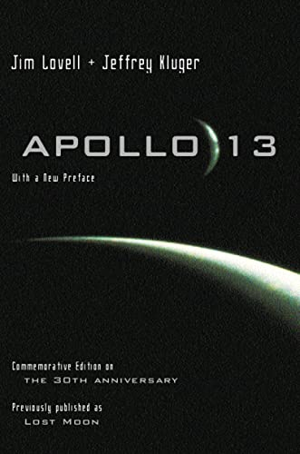 Apollo 13: Anniversary Edition New Signed Jim Lovell