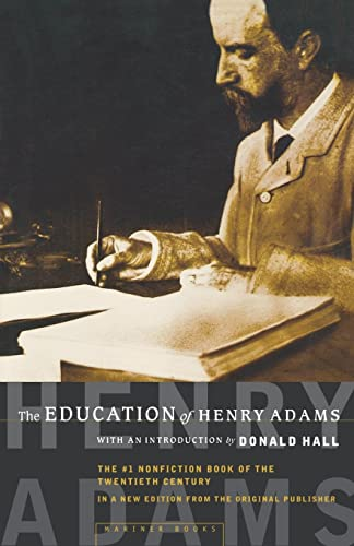 9780618056668: The Education of Henry Adams: An Autobiography