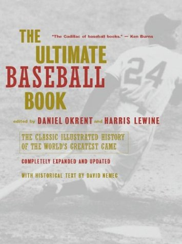 9780618056682: The Ultimate Baseball Book, Expanded and Updated