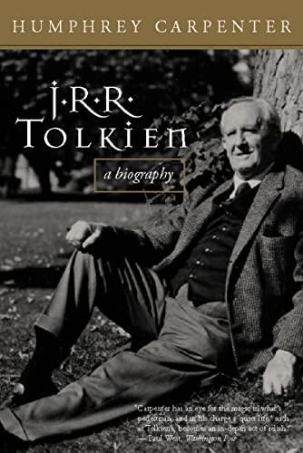 9780618057023: J.R.R. Tolkien: A Biography