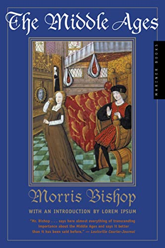9780618057030: The Middle Ages
