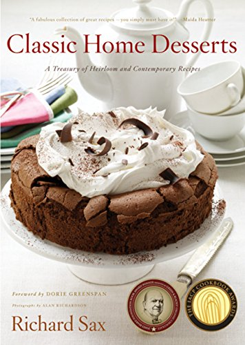 9780618057085: Classic Home Desserts: A Treasury of Heirloom and Contemporary Recipes