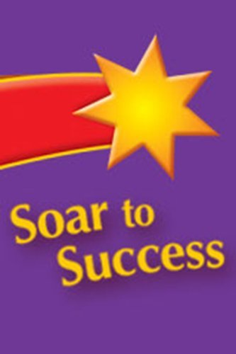 9780618060672: Soar to Success: Student Guide Level 8