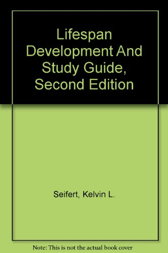 9780618060757: Lifespan Development And Study Guide, Second Edition