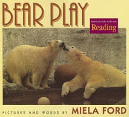 9780618061792: Houghton Mifflin Reading: The Nation's Choice: Theme Paperbacks Grade 1.1 Theme 1 - Bear Play