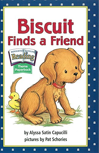 9780618061884: Houghton Mifflin Reading: The Nation's Choice: Theme Paperbacks Grade 1.2 Theme 4 - Biscuit Finds a Friend