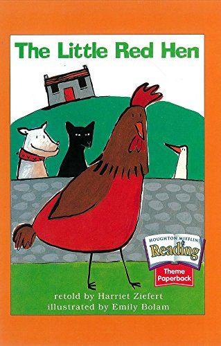 9780618061938: Houghton Mifflin the Nation's Choice: Theme Paperbacks Theme 6 Grade 1 the Little Red Hen