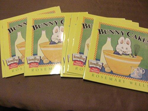 9780618062010: Houghton Mifflin the Nation's Choice: Theme Paperbacks Theme 10 Grade 1 Bunny Cakes