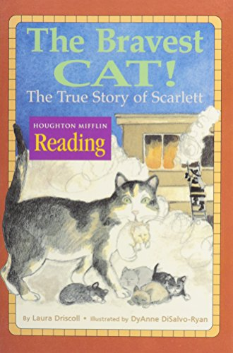 9780618062140: Houghton Mifflin the Nation's Choice: Theme Paperbacks Easy Level Theme 1 Grade 3 the Bravest Cat