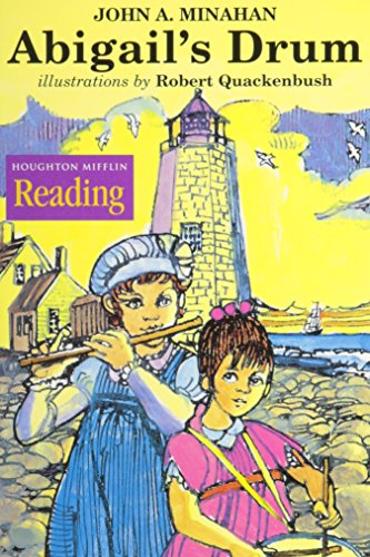 9780618062188: Houghton Mifflin Reading: The Nation's Choice: Theme Paperbacks, Above-Level Grade 3.1 Theme 1 - Abigail's Drum