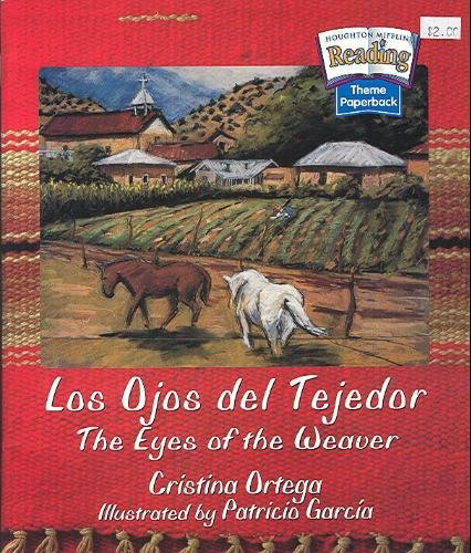 9780618062218: Houghton Mifflin Reading: The Nation's Choice: Theme Paperbacks, Above-Level Grade 3.1 Theme 2 - Los Ojos del Tejedor