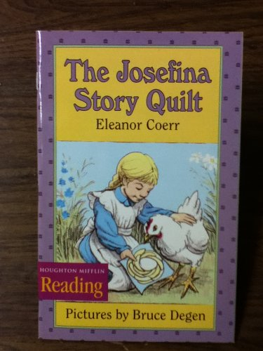 9780618062287: Houghton Mifflin the Nation's Choice: Theme Paperbacks Easy Level Theme 5 Grade 3 the Josefina Quilt Story