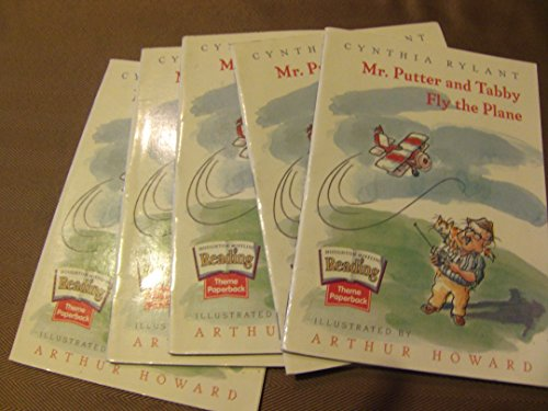 9780618062324: Houghton Mifflin Reading: The Nation's Choice: Theme Paperbacks, Below-Level Grade 3.2 Theme 6 - Mr. Putty & Tabby Fly the Plane