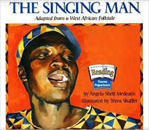 9780618062379: Houghton Mifflin Reading: The Nation's Choice: Theme Paperbacks, On-Level Grade 4 Theme 1 - The Singing Man
