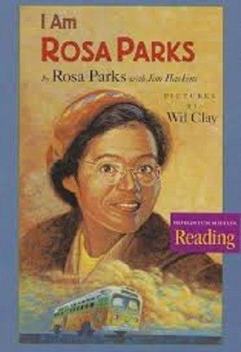 9780618062409: Houghton Mifflin Reading: The Nation's Choice: Theme Paperbacks, Below-Level Grade 4 Theme 2 - I Am Rosa Parks