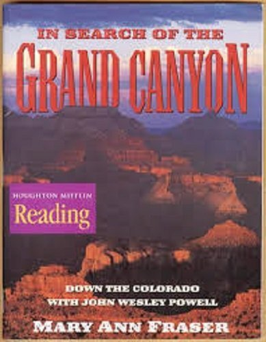 9780618062423: Houghton Mifflin Reading: The Nation's Choice: Theme Paperbacks, Above-Level Grade 4 Theme 2 - In Search of the Grand Canyon