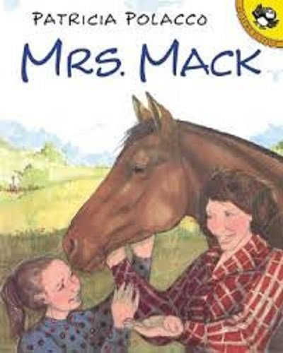 9780618062508: Houghton Mifflin Reading: The Nation's Choice: Theme Paperbacks, On-Level Grade 4 Theme 5 - Mrs. Mack