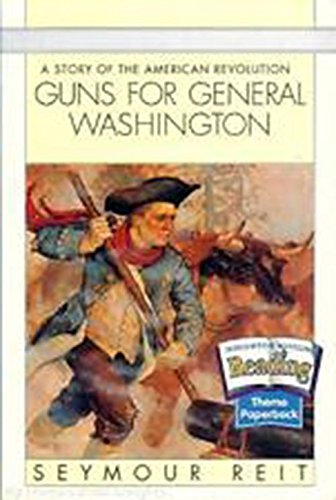 9780618062638: Houghton Mifflin Reading: The Nation's Choice: Theme Paperbacks, Above-Level Grade 5 Theme 3 - Guns for General Washington