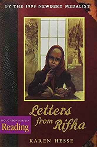 9780618062812: Houghton Mifflin Reading: The Nation's Choice: Theme Paperbacks, Above-Level Grade 6 Theme 3 - Letters from Rivka