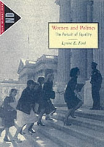 9780618063383: Women And Politics (New Directions in Political Behavior)