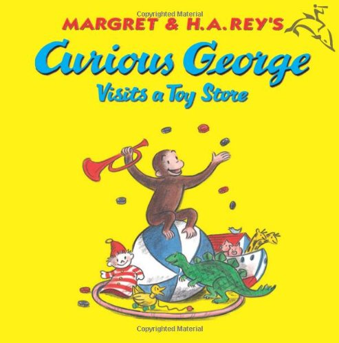 9780618063987: Curious George Visits a Toy Store