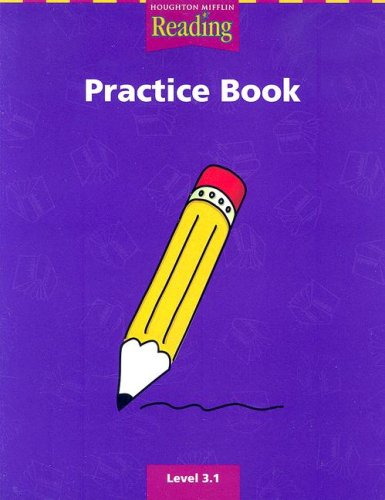 9780618064533: Houghton Mifflin Reading: The Nation's Choice: Practice Book (consumable) Grade 3.1